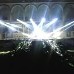 """consevatorio """"A.Boito"""" spettacolo corso Popular Music - musiche da film prove luci"""