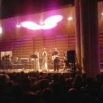 """auditorium """"Del Carmine"""" spettacolo corso Popular Music - musiche da film"""